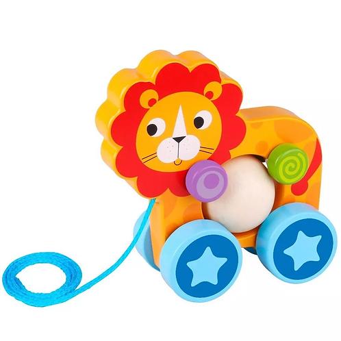 Leão de Puxar