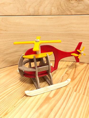Helicóptero Bohney