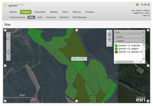Analyze your maps