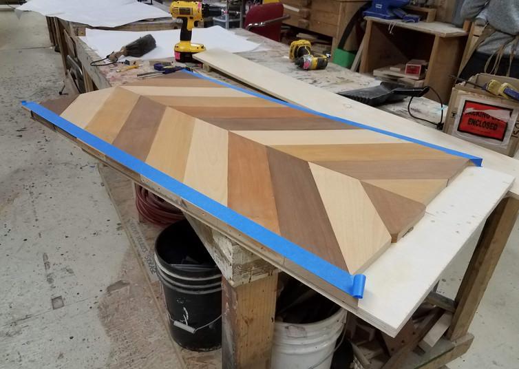 Trim-Cutting the Edges