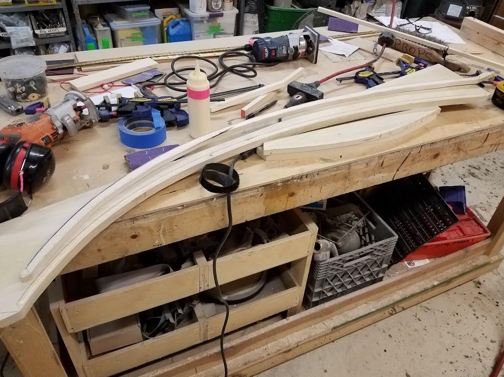 Building Custom Molding