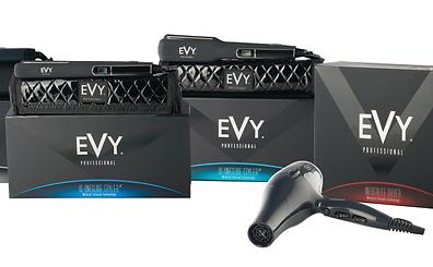 evy straightening iron