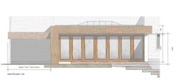 Planning drawing for extension in Ha