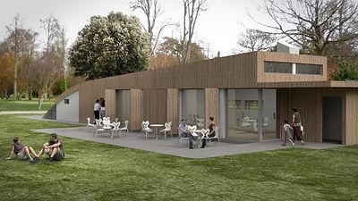 Architects Bognor Regis Cafe Design