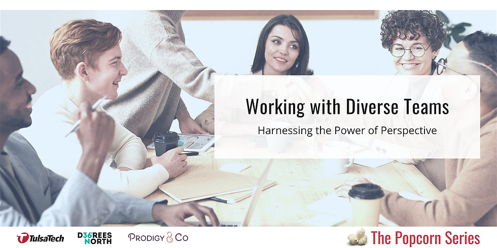 Working with Diverse Teams
