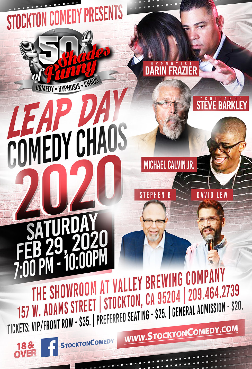 LEAP COMEDY CHAOS 2020 - Darin Frazier.j