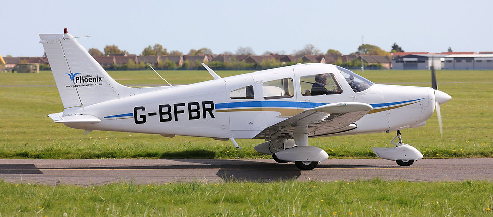 30 minute Trial Lesson     Piper Warrior PA28