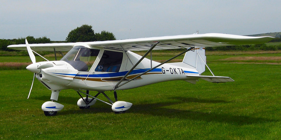 30 min Trial Lesson C42 Microlight