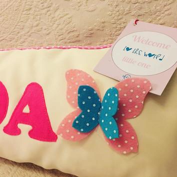 Handmade Pillow