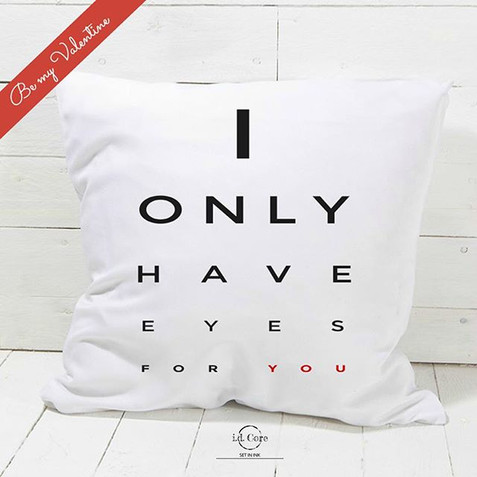 #opticallovecushion #love #personalisedc