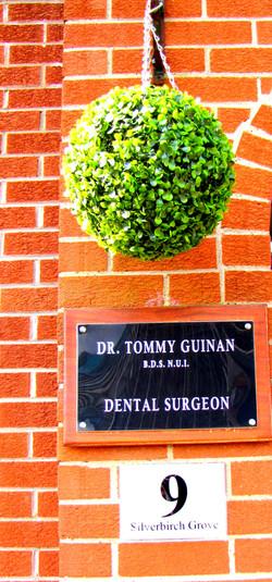 Dr. Tommy Guinan