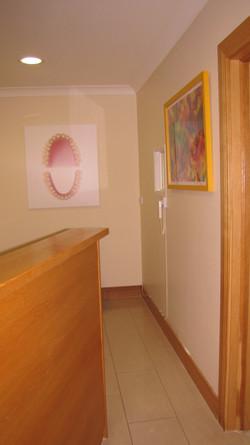 Guinan Dental Practice Reception
