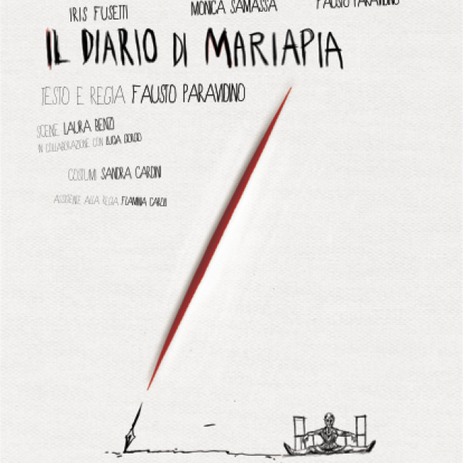 THE DIARY OF MARIA PIA
