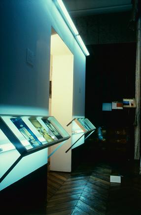 Tentoonstelling eigen werk 1988