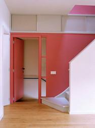 Tweede verdieping: de kinderverdieping