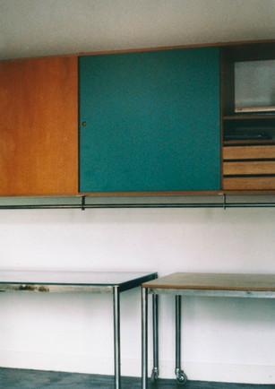 Meubilair atelier 1987