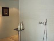 Douchewand badkamer