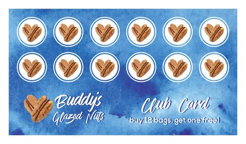Logo & Club Card Cre8tion by {sb}