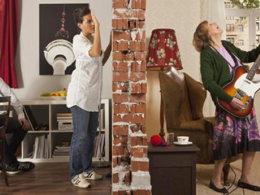 Seu vizinho é barulhento? Saiba o que fazer.