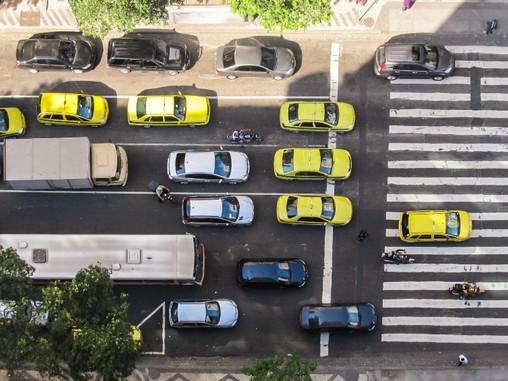 Justiça decidiu que Município não pode regular serviço de transporte por aplicativo.