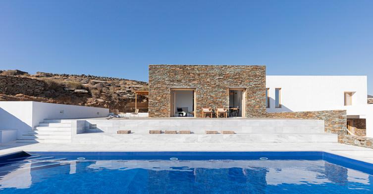 villa à Sifnos