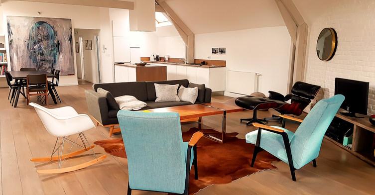 2 lofts à Bruxelles