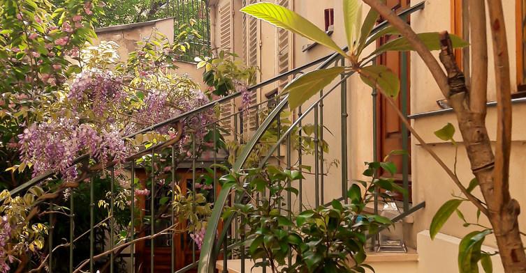maison à Pigalle