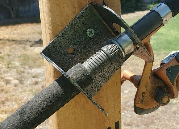 fishing pole holder