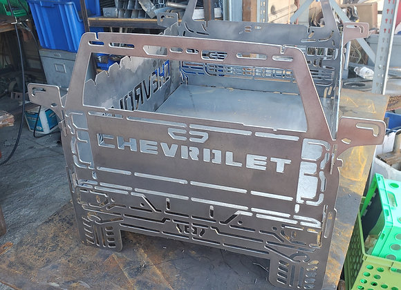 Chevy collapsible  fire pit