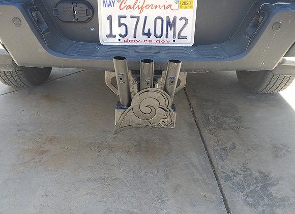 Rams trailer hitch mount