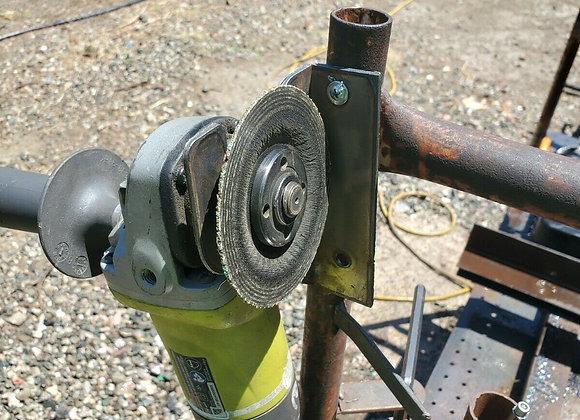 single angle grinder holder