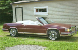 1986 Cadillac de ville