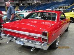 '67 ford fairlane