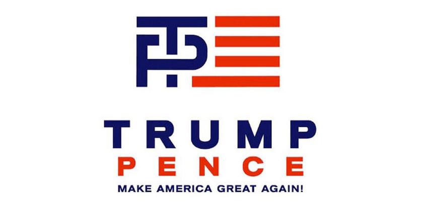 Trump - neues Logo