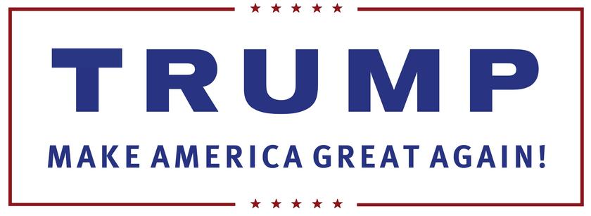 Trump - altes Logo