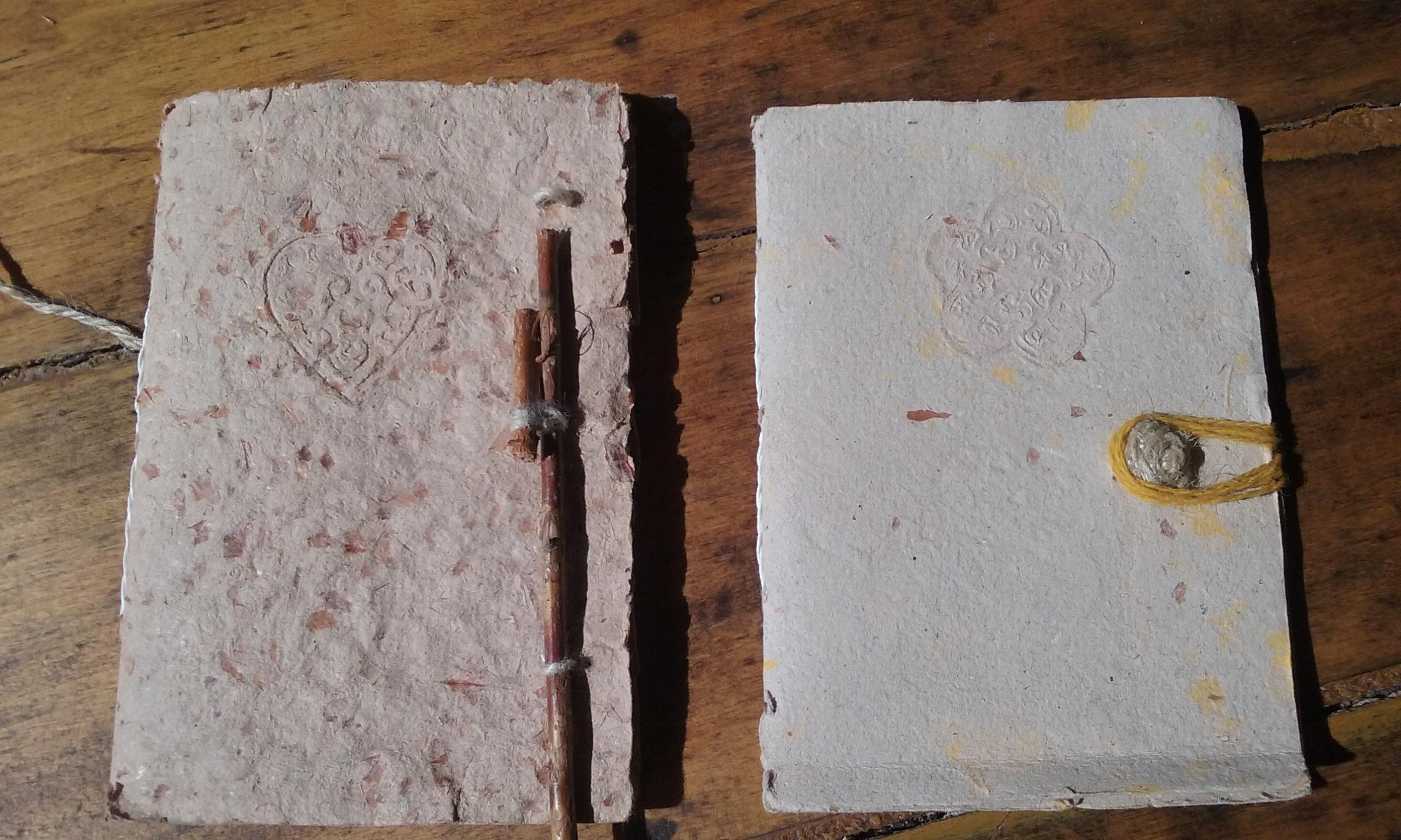 Papiers végétaux pelures d'oignon