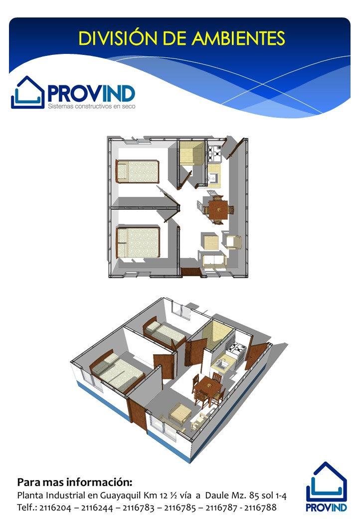 proyecto casa provind