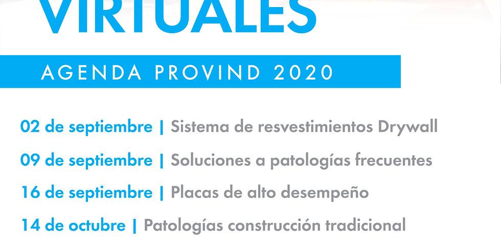 Capacitaciónes Virtuales 2020