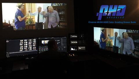 Cinema 4K_8K Color Grading