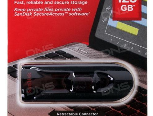SanDisk Cruzer Glide 3.0 128gb USB Flash Drive Fast