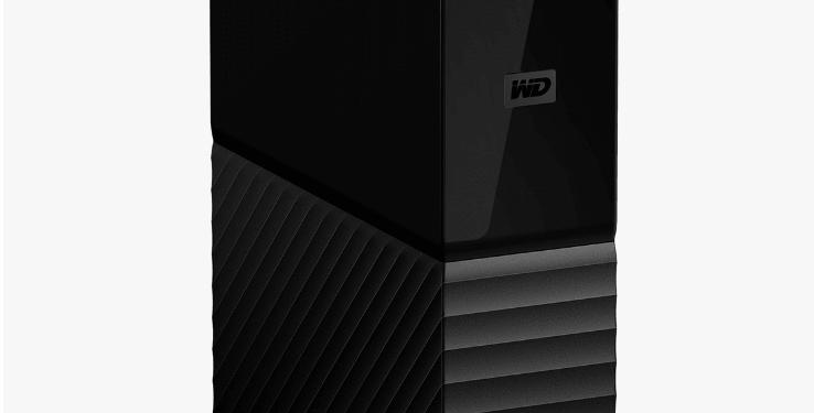 WD 12TB My Book USB 3.0 External Hard Drive