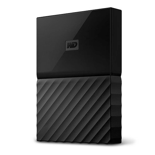 WD 4TB Elements USB 3.0 External Hard Drive