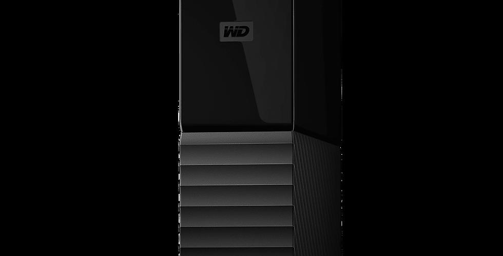 WD 14TB My Book USB 3.0 External Hard Drive
