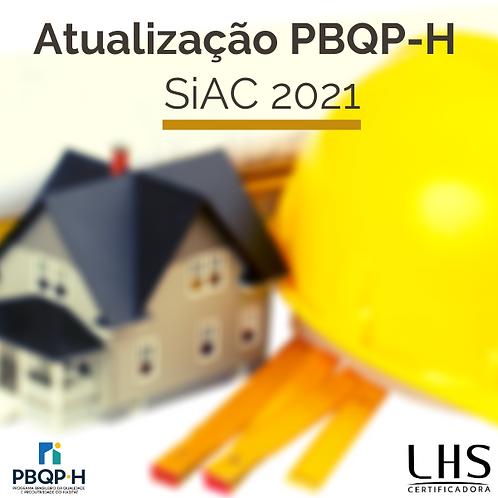Curso Atualização PBQP-H 2021