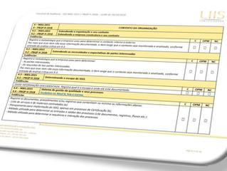 Como realizar uma auditoria abordando todos os requisitos