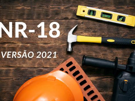 Entenda como a revisão da NR-18 afeta as auditorias no PBQP-H versão 2021