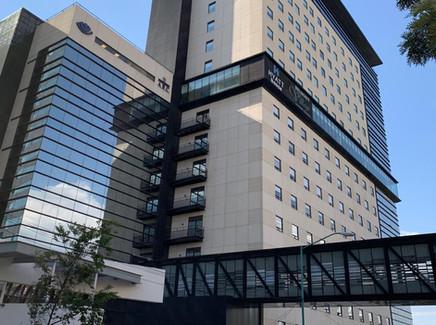Torre A de consultorios, Centro Médico ABC Santa Fe