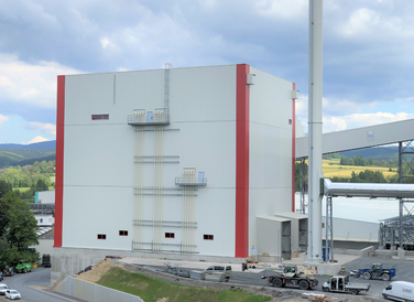 High-Performance ZIPPE Batch Plant Starts Operating at Wiegand-Glas in Schleusingen