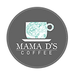 Mama D's Coffee Logo