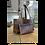 Thumbnail: Shopper Vintage Braun